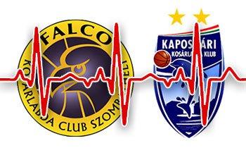 Falco-Vulcano Energia KC Szombathely - Kaposvári KK