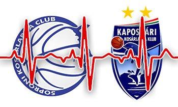 Soproni KC - Kaposvári KK