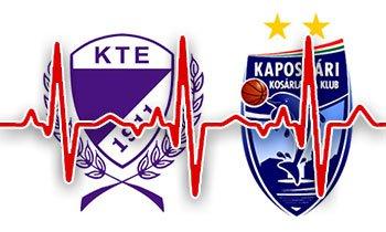 KTE-Duna Aszfalt - Kaposvári KK