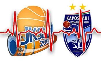 Jászberényi KSE - Kaposvári KK
