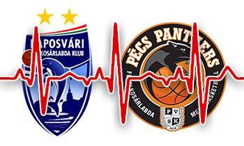 Kaposvári KK - PVSK-VEOLIA