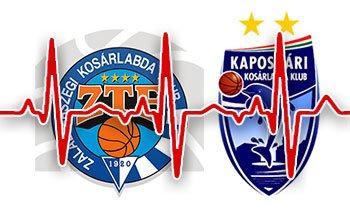 Zalakerámia-ZTE KK - Kaposvári KK