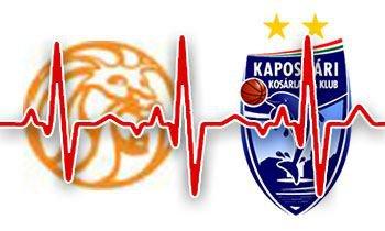 MVM OSE Lions - Kaposvári KK